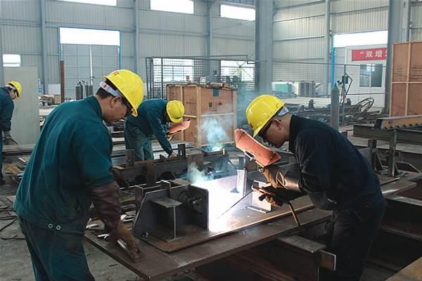 富宇机械焊接平台